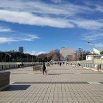 【上野駅】入谷改札出口(パンダ橋口)の休憩場所