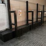 【横浜駅】横浜ビブレ 入口横通路 (ビブ横)の休憩場所