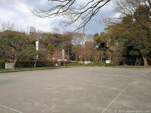 芝公園18号地生き生き広場