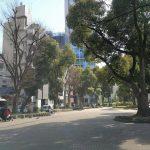 【大門駅】芝公園 増上寺前の休憩場所