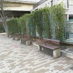 【浜松町駅】芝大門二丁目児童遊園の休憩場所