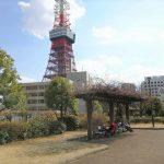 【神谷町駅】芝給水所公園