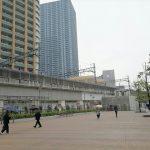 【武蔵小杉駅】こすぎコアパークの休憩場所