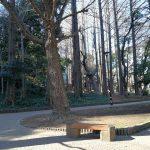 【御成門駅】芝公園 東京タワー前交番付近