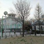 【新御徒町駅】小島公園