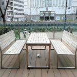 【横浜駅】三井ビルディング アーバンプラザの休憩場所
