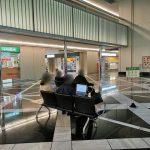 【新宿駅】NSビル1F ホールの休憩場所