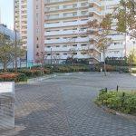 【川崎駅】堀川町公園の休憩場所