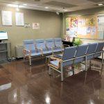 【錦糸町駅】丸井錦糸町店9階エレベーター前の休憩場所