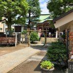 【浅草駅】今戸神社の休憩場所