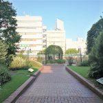 【二子玉川駅】高島屋本館3F ローズガーデンの休憩場所