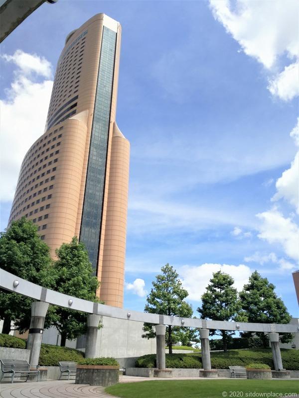 浜松駅アクトの森 音楽広場の外観2