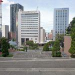 【浜松駅】アクトの森 ショパンの丘の休憩場所