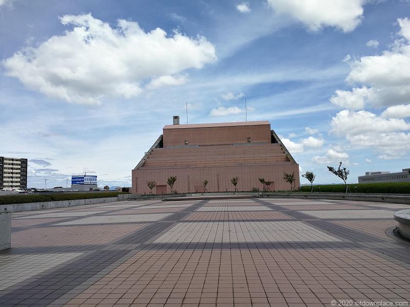 浜松駅アクトの森 太陽の広場