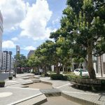 【浜松駅】エクセル浜松前通りの休憩場所