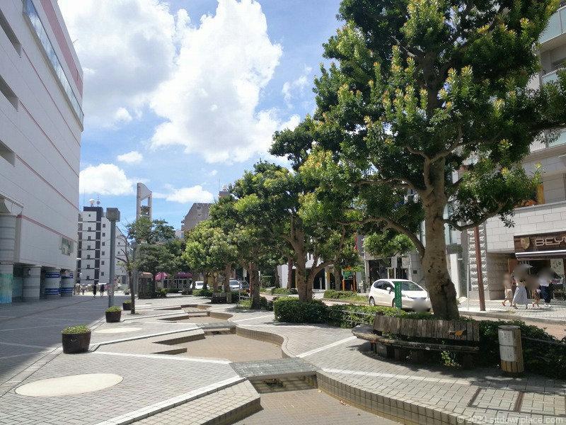浜松駅エクセル浜松前通りの外観②