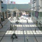 【浜松駅】ギャラリーモール ソラモの休憩場所