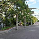 【栄駅】エンゼル広場の休憩場所