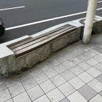 【栄駅】大津通り ラシック前の休憩場所