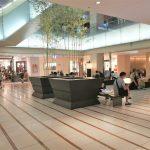 【二子玉川駅】高島屋南館 ホワイトモールの休憩場所