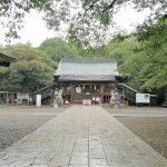 【東武宇都宮駅】二荒山神社の休憩場所