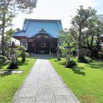 【武蔵小杉駅】西明寺 鏡の池前の休憩場所