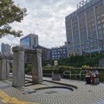 【水道橋駅】水道橋 神田川沿いの休憩場所