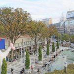 【水道橋駅】東京ドームシティホール前の休憩場所