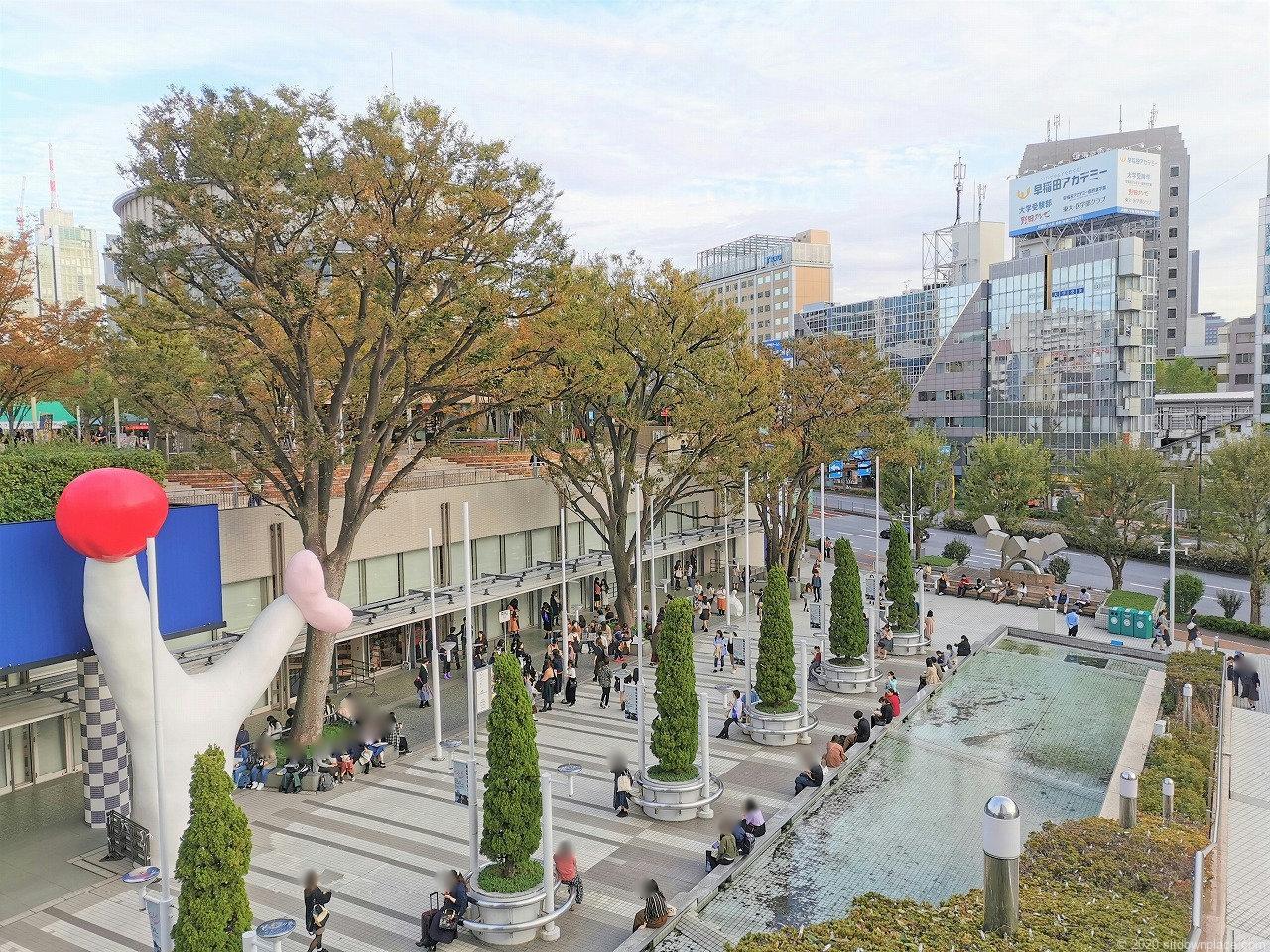 水道橋駅 東京ドームシティホール前の外観