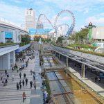 【水道橋駅】東京ドームシティ クリスタルアベニューの休憩場所