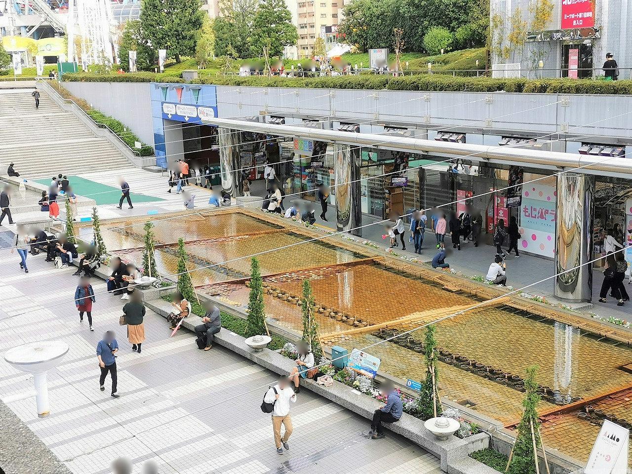 水道橋駅 東京ドームシティ クリスタルアベニューの外観2