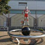 【祖師ヶ谷大蔵駅】ウルトラマン像周辺の休憩場所