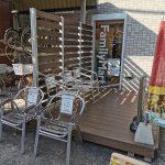 【祖師ヶ谷大蔵駅】ファミリーマート まるいし祖師谷店の休憩場所