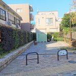 【豪徳寺駅】赤堤一丁目みんなの公園の休憩場所
