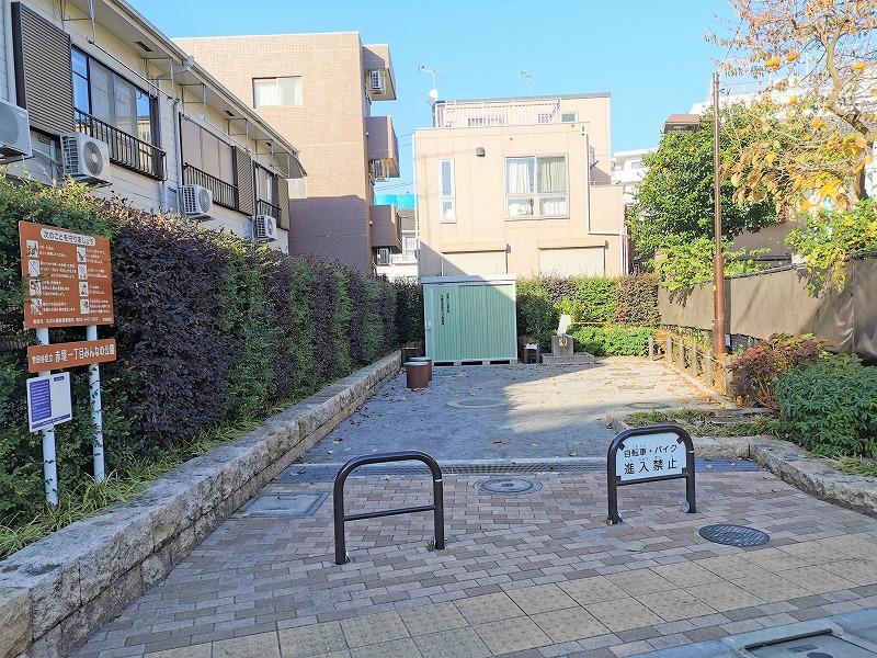 豪徳寺駅 赤堤一丁目みんなの公園の外観