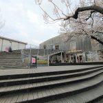 【神楽坂駅】la kagu ウッドデッキの休憩場所