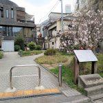 【神楽坂駅】寺内公園の休憩場所