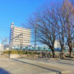 【南浦和駅】水深公園の休憩場所