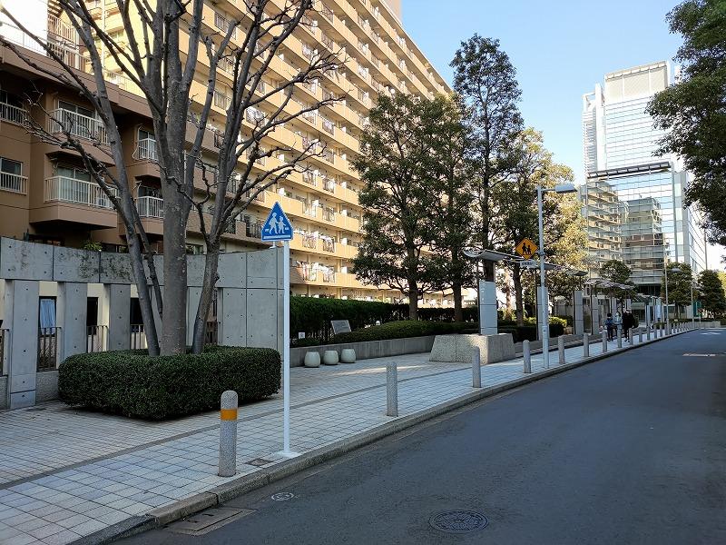 恵比寿駅 渋谷川 あいおいニッセイビル前の外観1