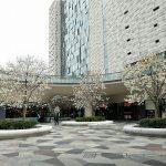 【東新宿駅】サンクンガーデンの休憩場所
