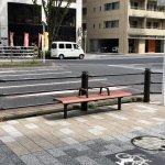 【馬喰町駅】浅草橋交差点 休憩場所