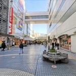 【鶴見駅】西口フーガ横通りの休憩場所