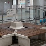 【名古屋駅】地下鉄名古屋駅東山線北改札口の休憩場所