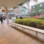 【二子玉川駅】マロニエコート前の休憩場所