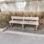 【高幡不動駅】北第4駐輪場付近の休憩場所