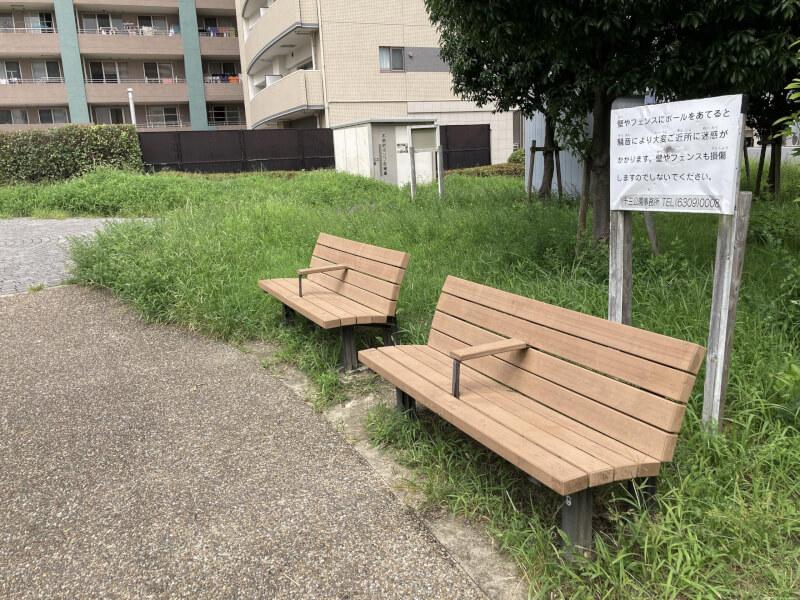 【三国駅】野中北一の休憩場所3