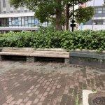【徳島駅】徳島バスのりば近くの休憩場所