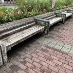 【徳島駅】バスのりば近くの休憩場所