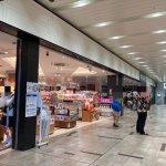 【新大阪駅】3F待合室の休憩場所