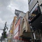 【東梅田駅】東通り商店街の休憩場所